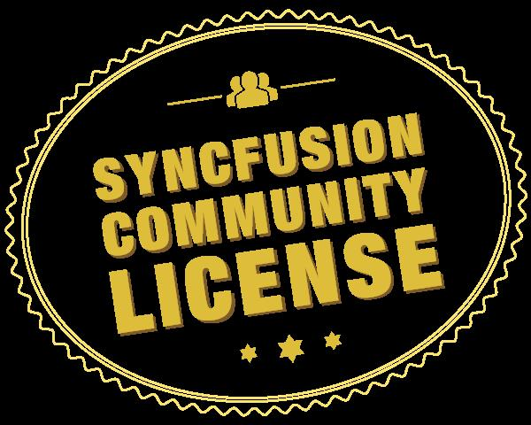 I just got Syncfusion's complete developer toolkit worth $15, 960 for free. Get yours too https://t.co/GMjYv5Jhr3 #syncfusioncommunitylicense - by Sree, Pune