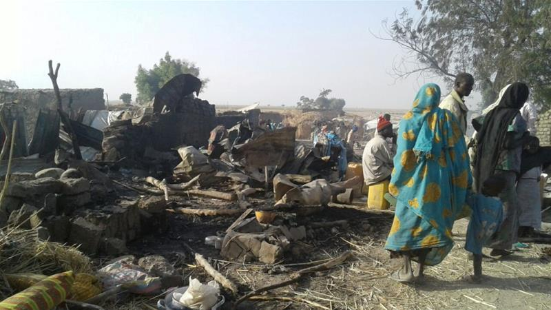 Rann Disaster:What no one ever told you about the air raid that killed refugees; http://www.owambe.com/news/post/MjI4NHw3Mzk4MTIxNDU=  #OwambeNigeria - by Owambe Nigeria, Lagos