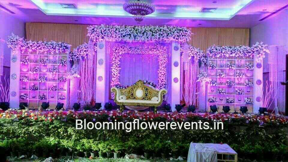 decorations decor importanceofweddingstagedecoration wedding stage