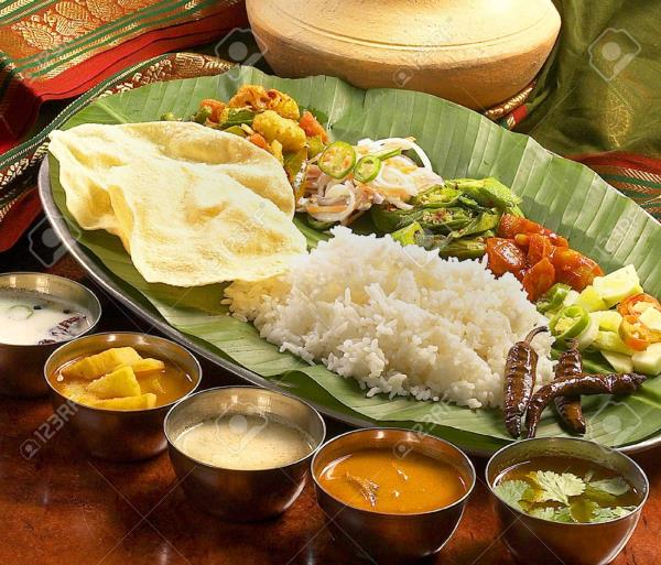 Best South Indian Food Ca