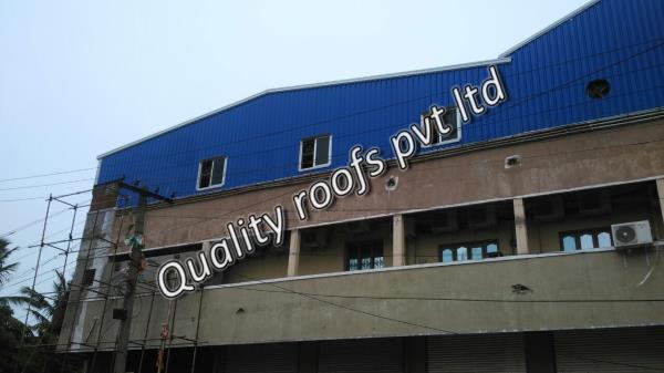 Roofing Companies In Chennai         We are the Chennai for making all types of Roofing sheds.It is with great pride that the best roofing companies in Chennai. about having won the total satisfaction of their clients because of the quality and honesty with which they work. The ever changing demand of the market is always kept in focus. They have earned the goodwill of customers like factories, houses, schools, and restaurants. They can also undertake jobs like roof extensions, garden sheds, summer huts, and many more. Right type of roofing solutions are offered to the client and based on their need, preference, and affordability, the project is finalized. Aspects such as natural lighting, excellence in work, sound as well as thermal factors are taken care of while executing the project.