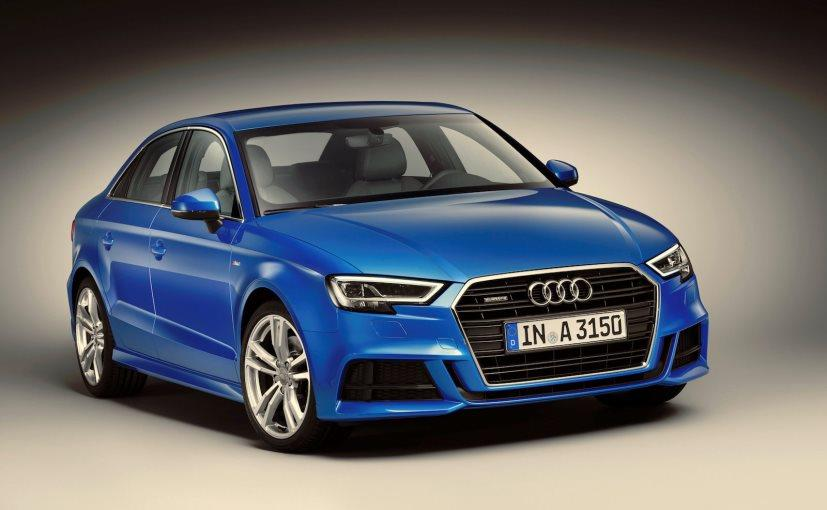 All new Audi a3 2017 facelift