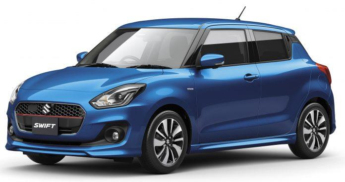 All New 2017 Maruti Suzuki Swift  Read more at: https://gaadiwaadi.com/2017-maruti-suzuki-swift-hybrid-launch-date-price-specs-461201/