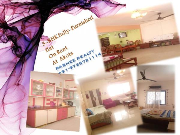 Fully-Furnished Apartment