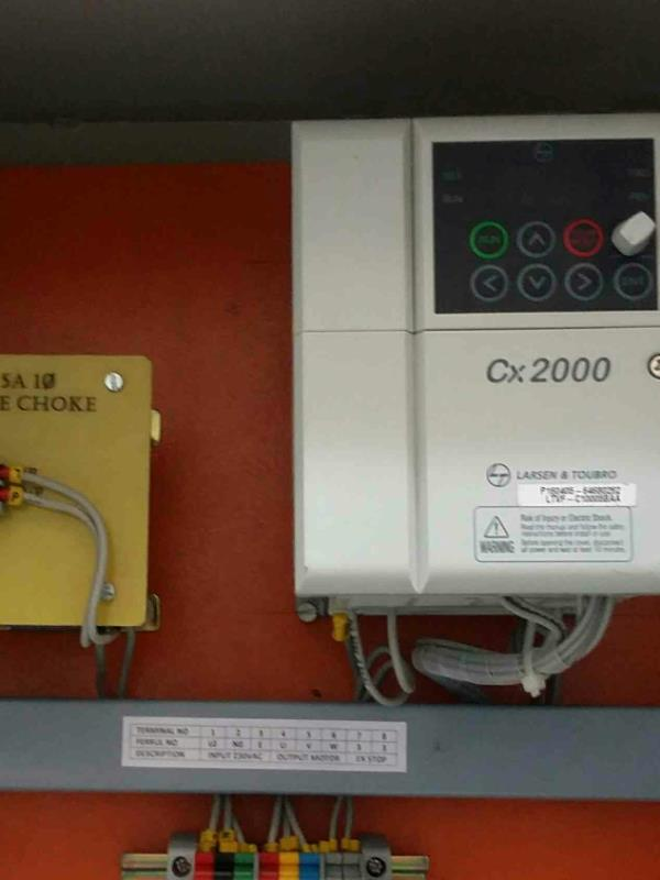 L& T CX2000 AC DRIVE DEALER IN MEHSANA. Also provide it's control Panel like This type.