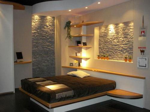 When designing your home, you can choose from a variety of sophisticated and elegant styles. And there's no shortage of great looking bedroom interior design online. The one room where you have to invest special efforts in order to make it comfortable is the bedroom, as it is exactly there where you're going to relax, and spend the most time needed to gather forces for your other activities. Therefore, decorate your bedroom with special care. The truth, however, is that designing bedrooms is a time-consuming activities, and may end up being more complicated than handling high-traffic areas.  We've come up with the best of designs so you can get the best pick and an immense range of high end products to choose from. At Assam Plywood Agencies, you get the inspiration you need.   Site done using Feather stone ( One of our recently launched product) on the back side of the bed and the Granium Solid Surface (Corian Marble) used on the sides.  The wood work on the other side escalates the entire bedding concept. All these products are exclusively availibe at Assam Plywood Agencies (APA) The Pioneers of Interior Solutions.