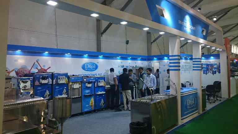 Devi Technocraft Pvt Ltd, leading Softy Ice Cream Machine manufacturer participate in Aahar 2017, New Delhi, Start from Today 7th March to 11th March. Visit our stall for Demonstration.