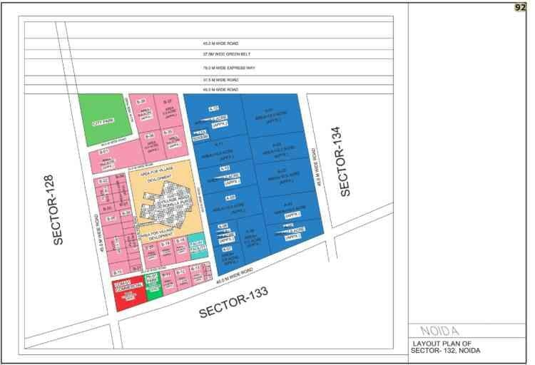 IT Plot for sale  Location sector 132 Noida  Size 1000sqmt to 20000sqmt   Call for more details +91 8744006777