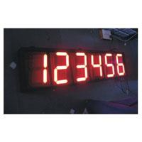 Jumbo Indicator Jumbo Indicator is a device which is used to monitor parameters like humidity and temperature. It is used for both indoor and outdoor applications as it can be viewed from longer distances. This jumbo indicator is a technically advanced array of industrial display which is available with different features and specifications as per the client's demands. Technical Specifications 4 digit / 5 digit / 6 digit LED display Sizes 1.5″ to 1ft Input: Analog or Communication port Range user settable Modbus / Profibus or ASCII protocol RS232 / RS485 / USB / Ethernet TCP/IP / GPRS GSM SMS Interface