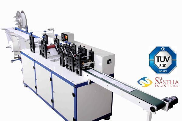 We Manufacturing the Surgical Face Mask Machine In India , Disposable Face Mask Machine In India, Non Woven Surgical Face Mask Machine In India.   https://www.youtube.com/watch?v=NuRrinuok70