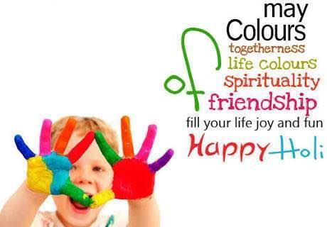 Happy Holi....