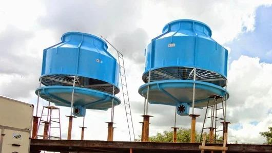 water collection sump : Rakshan Cooling Towers ...
