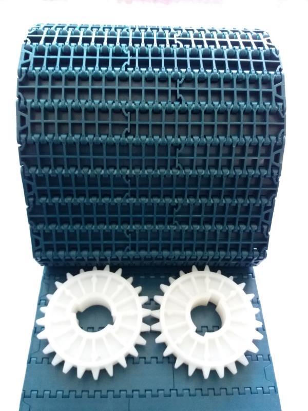flat top modualr belts