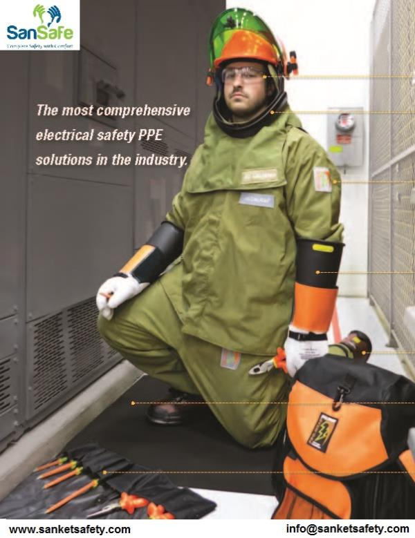 Your Single Source for Industrial Electrical Protection