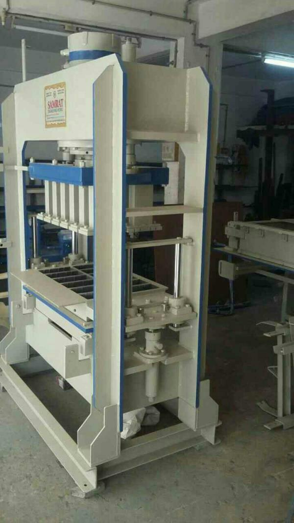 we are manufacturing Block and Solid Fly Ash Brick Making Machine Gujarat.the company is samrat engineering  works morbi in all various  type making  machine and supply  all india like wise Rajkot, Ahemdabad, Japan, Orissa, West Bangal, Uttar Pardesh, Madhay Pardesh and all various country like India, America, U.S, Corea and various   dispatch  goods.The SEW( sort form)company is ISO Certified 2001-2015. Exhibit  13 Old company in years of owners.   a machine  manufactured in a field  experience .