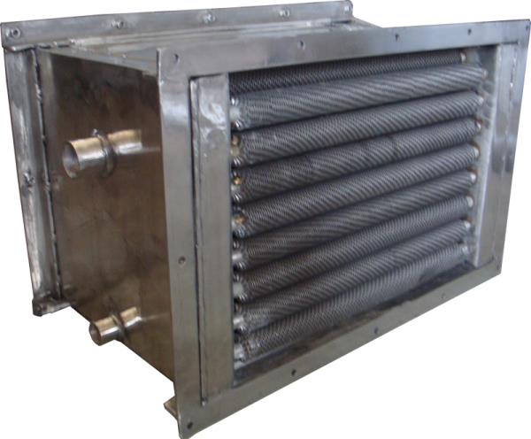 Ref:- Heaters for Dryer.      Since 1982, we  are  leading  manufacturers  of  spiral  tension  wound continuous  finned Tubes  heaters  for  Chemical / Pharmaceutical / Food Dryer & Oven Dryer for Laboratories.  We use S.S. 304 & S.S. 316 finns & tubes. As finns are continuously wound with  tension  on tubes, it gives high  efficiency. S.S.  material  is  non  corrosive  so   there  is  no  problem  of mixing rusted particles to your highly valued & hygienic materials.      We also manufacture Steam/Thermic Oil Heaters from M.S. & S.S. material  for  Fluid  Bed Dryer, Bottle Dryer, Hot Air Dryer, Tray Dryer.      We are supplying such heaters to Dryer manufacturers & directly to Chemical – Pharma - Food industries.      We request you to send drawing and we will quote you  lowest possible. You may order for one heater only and you can see our quality, efficiency, life of heater. Thanking You,  Yours faithfully,   FOR, MARK ENGINEERS  Our Products : •Finned Tubes for Heat Exchangers•  Finned Coils for Electrical Heaters •Steam Heater•  Thermic Oil Air Heaters •Oil Coolers for Hydraulic Power Pack•  Oil Coolers for Road Equipments machines  •Oil Coolers for Earth Moving Machine•  Shell & Tube Heat Exchangers •Cool Water to Air Cooler•  Hot Water to Air Heater Contact us : RAJESH K.PATEL (B.E. Mechanical) MOB. 098250 12504,  BHAUMIK R. PATEL (MBA  U.K.)  MOB. 98250 30474.  Address : I-312/2, Phase -II, H Road, G.I.D.C Estate, Vatva, Ahmedabad - 382 445, Gujarat, India Mobile : +91 98250 12504, 98250 30474    Mobile : +91 98250 12504, 98250 30474 Email : markheatcool@gmail.com   info@markheatcool.net  Website : www.markheatcool.net www.heatexchangerindia.net
