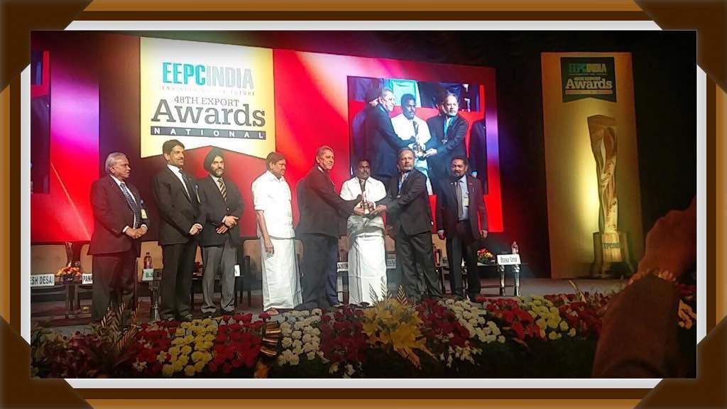 13th consecutive Nation export excellence award.