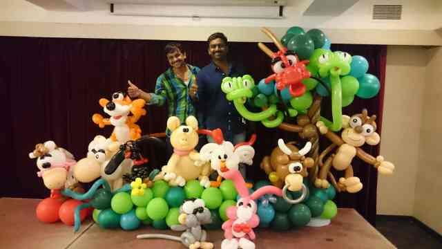 # Balloon #Animals #