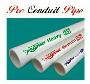 we milan power are manufacturer and supplier of pvc conduit pipes and bands in jaipur rajasthan - by MILAN POWER - Manufacturer And Distributor Of Wires, Cables And Electrical Accesories., Jaipur