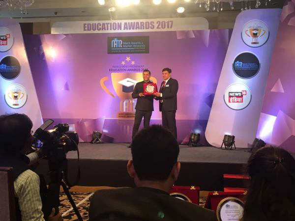Congratulations Team Prakshal on Huge and Marvelous success as we got India's Most Prominent Education Award 2017 by