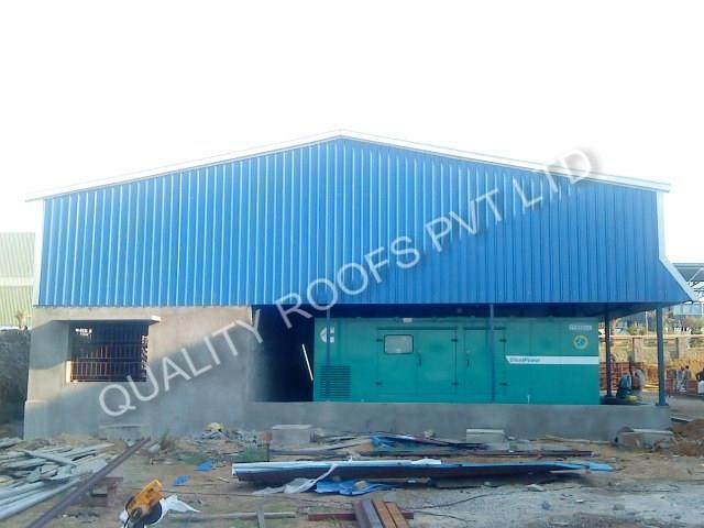 Industrial Roofing Supplier Chennai             We are the Best Industrial Roofing Supplier Chennai. Our expertise is capable in fabricating such steel structural sheds in different sizes and dimensions and other optional features as per the specified requirements of our clients We have a good reputation for factory building, and design and construct all types of metal structures, manufacturing buildings, process plant buildings. high quality control for lasting durability; beat combination of good quality & competitive price.
