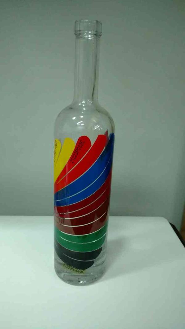 Glass opaque colour for d