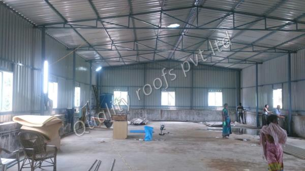 Roofing Material In Chennai        This material gives complete protection to the building from rain, heat, and cold. Our range of material is available in various sizes and colors that can also be tailored as per the customer's requirement. Owing to maintenance free, light in weight and easy to handle & install features, these materials are widely demanded in the market.             Some of its features include suitable for use in residential and commercial applications, can be used for laying of both walls as well as roof structures, bearing high finish quality, provides for quick and easy installation support.