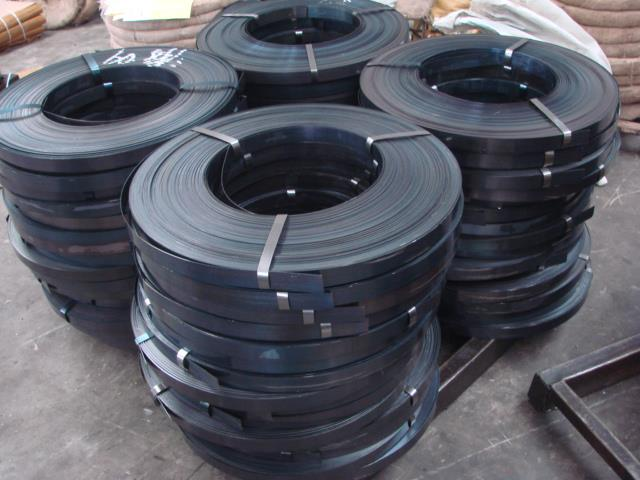MANUFACTURER OF STEEL STRAP PAINTED & WAXED FINISH IN INDIA