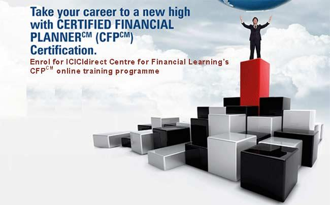 Register for CFP training from Industry experts and CFP Certificants. (Discount available for professionals)  Program Offerings (CFP, V-Class):  •       125+ hours of training through V-Class  •       Exhaustive study material  •       Case Studies with Mock Tests  •       Online Mock tests  •       Doubt solving/ faculty interactions session through V-Class  •       Financial Plan construction training by an industry practitioner  •       Guest lectures by Industry experts  •       Duration 5 to 6 months