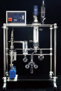 Short Path Distillation system  Short Path Distillation system in Hyderabad , India , Molecular Distillation system in Hyderabad India Molecular Distillation/Short Path Distillation is a comparatively new separation technology. It can separate liquid-liquid mixture under temperature that is far lower than boiling point by the difference of mean free path of molecules under high vacuum condition. Such separation is difficult or unable to achieve on normal distillation equipment's. Molecular Distillation is especially suitable to separate substances of high boiling point, heat sensitive and easy oxidized. Main application field: Separation process in trades like Food, Pharmaceutical, Fine chemical, Electronic materials, Polymers (Polyps, fatty acids, Polyphemus-compounds, polyurethane, epoxy resin, lactate, glycerol monostearate, flavors and fragrances, fuel oil and paraffin oil), essential oil extraction, etc. FEATURES of MD SENCO:1. Magnetic coupling drive, high sealing performance. High cleanness (solution contacts only glass and PTFE)3. Full range digital vacuum meter (0.001-1000mbar)4. Complete flange connections, easy sys. maintain and clean. As a recognized name in the industry, we are offering an exclusive array of Short Path Distillation System.  best, Short Path Distillation price in Hyderabad , Senco Molecular Distillation price in Hyderabad ,  Features: Long service life Smooth finish Easy to operate Short Path Distillation system Also known as Molecular Distillation system: It's a Comparatively new separation technology.Can Separate liquid-liquid mixture under temperature that is far lower than boiling point by the difference of mean free path of molecules under high vacuum.Molecular Distillation is especially suitable to separate substances of high boiling point, heat sensitive and easily oxidization.  Additional Features: Transparent High pressure tightness Pure process Easy maintenance Cow distillation receiver Vacuum reachable 0.001mbarRoller or Scraper Filming System available System integration of vacuum, heating and cooling supply possible Many customized optional units enable flexible function extension we supply rotary evaporate throughout India and we have authorized Dealers and service center in every state of India happy customers since 5 years  CONTACT FOR MORE DETAILS :  Furquan siddique  K D TRADERS  (An Authorized distributor Of Scientific & Research Lab Equipment) ASIFNAGAR, HYDERABAD Tel: 040-69998196 | Mobile: +91-9290788196 E-mail- kdtraders.india@gmail.com