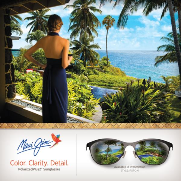 MAUI JIM SUNGLASSES AUTHORISED STORE IN AHMEDABAD Prescription Sunglasses Available  INSPIRED BY THE CLASSIC CAT Popoki, Hawaiian for 'cat', is a cat-eye silhouette built of satin Monel metal complimented by splashy acetate temples. Its lightweight monel metal frame is designed with acetate temples and best complements small or medium face shapes. A vibrant addition to Maui Jim's growing assortment of feminine frames, Popoki is sure to turn heads.  #charunoptic #mauijim #mauijims #popoki #sunglasses #glares #reflectors #mirroredsunglasses #polarisedmirror #ahmedabad #instagram #fashion #color #clarity #detail  C   O Charun Optic For Orders Call / Whatsapp +919898335547 shop.charunoptic.com Follow Us @ All Social Media Easy Shipping Across The World