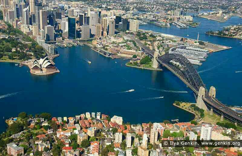 Sydney is the capital of New South Wales. A modern city with a long history. Sydney is defined by its scenic harbor. The region's first inhabitants lived along the harbor's bank for thousands of years. The harbor was also the landing site for convicts sent to Australia during the 1780s. Today. Ferries take visitors for cruises under the farned Sydney Harbor Bridge and past of the iconic Sydney Opera House.