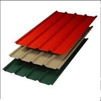 Metal Roofing Sheets In Chennai            We have been able to provide our valued clients with the best in class Metal Roofing Sheets. basic material, these products stand tall on the grounds of industry laid parameters. Furthermore, keeping in mind divergent demands of the customers, we offer these sheets in different sizes and colors.        These Metal roofing sheets offered by us are made from fine grade materials and are available in varied colors. Further, these Metal roofing sheets are known for their long service life.