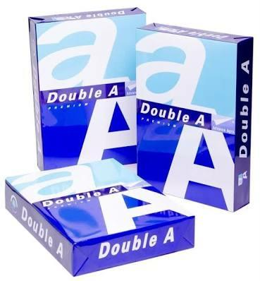 we are supplier of double a paper in surat