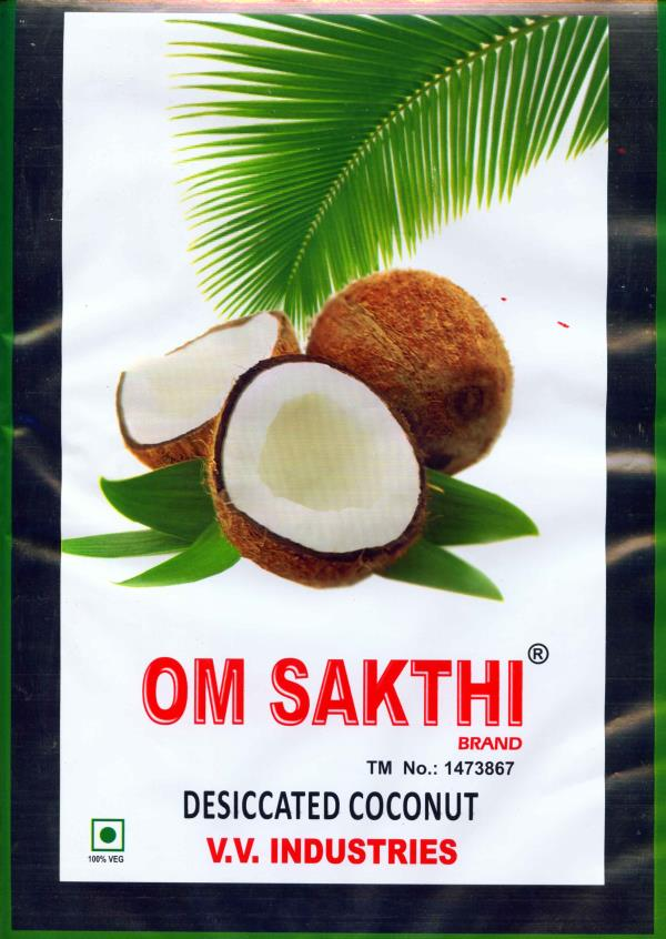 Desiccated Coconut_V.V. Industries... Largest Manufacturer in Tamil Nadu, India... Contact... Our Export Manager... +91 7373739273.. - by Vv Industries, Coimbatore