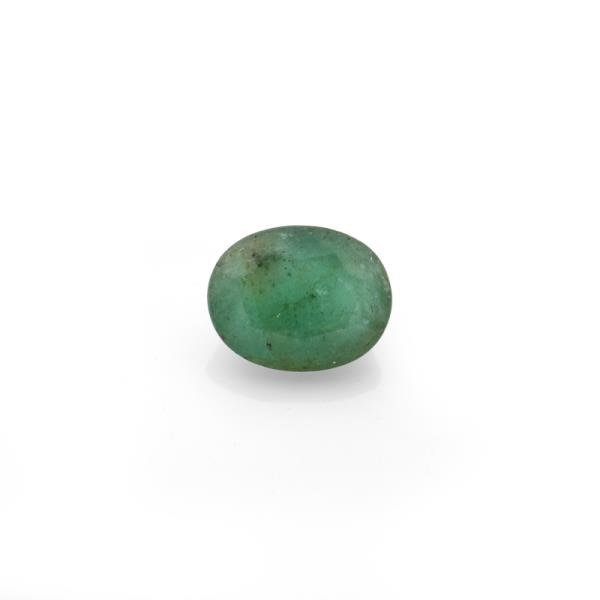 Loose Stone :-  Product ID-4054 Particular-Natural Emerald  Colour-Green  Weight(ct)-6.16  Shape/Cut-Oval/Mixed  Dimensions-13.13 x 10.37 x 7.05 mm  Certification-Free Lab Certificate INR 6676
