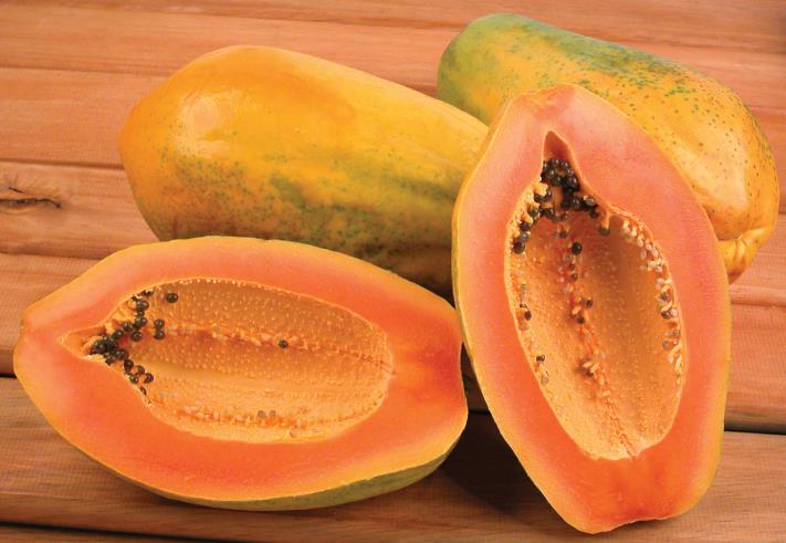 How Does Papaya Help IN IBS  Individuals who suffer from inflammation due to IBS, papaya has been shown to do a great job tackling this particular symptom and should help quickly aid in digestive relief.  Papaya can be served with a big mea - by Weight Loss Hyderabad, Hyderabad