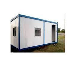 Portacabin  Portacabins offered by us are premium quality structures for workplaces mostly on construction sites and other off site project. They are long lasting, durable, sturdy and easy to move. We manufacture the offered cabins using high grade raw material and modern techniques in accordance with the set industry standards. The key salient feature about our offered cabin is that they are functional and provides enough work area. These porta cabins are designed to suit the customers requirement. Client can avail the entire range from us at industry leading prices.  We Are One Of The Profound Supplier Of Portacabin.