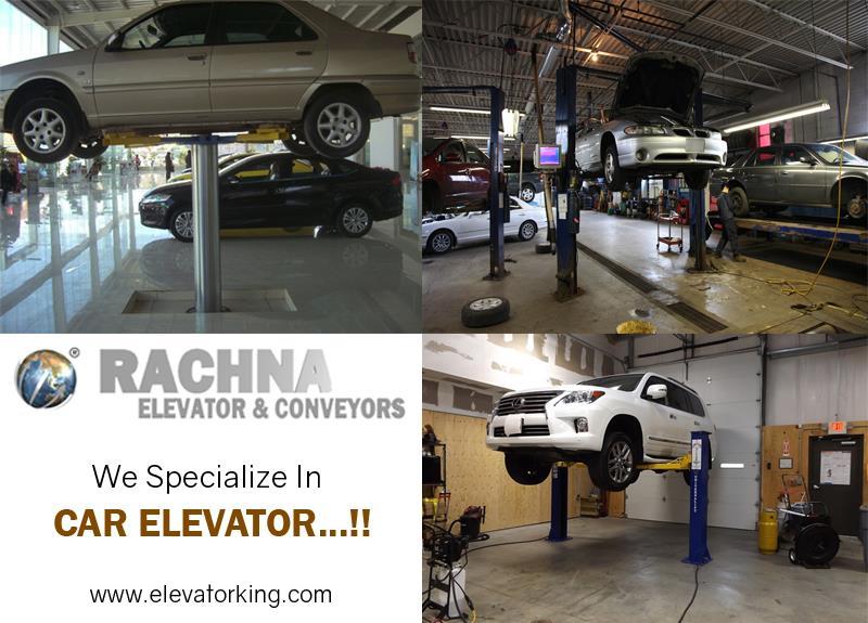 We Specialize In Car Elevator...!!  Visit : http://elevatorking.com/products6/car-elevator/ - by Rachna Elevators & Conveyors +919311423455, Delhi