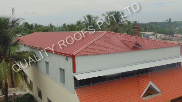 Roofing Suppliers In Chennai        We are the Chennai's No.1 Roofing Suppliers. To ensure their quality, high grade basic material and modish technology are used in manufacturing of these products at vendors' end. Moreover, we offer these sheets in other specifications as per the requirements of our esteemed clients.         We provide our clients the complete roofing infrastructure .Depend on us as a one stop solutions for any and every roofing requirements you ever face in and around Chennai.