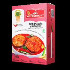 Greenmount Fish Masala
