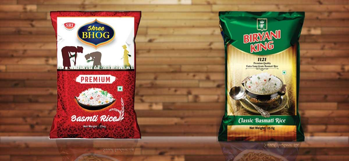 Rice Packaging Bags Manufacturers We Are Manufacturing In Delhi Can Supply Hyderabad