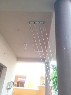 Pulley System Ceiling Hangers In Coimbatore   Pulley System Ceiling Hangers Ceiling module multiples of 3. Stainless steel poles. Pulley System Ceiling Hangers Each Cloth drying pole can be lowered / Raised. Pulley System Ceiling Hangers Maintenance free.  Pulley System Ceiling Hangers MARINE grade virgin Nylon rope with Nylon ceiling and wall bracket. Pulley System Ceiling Hangers OPTION – Wall mounting brackets.                         Pole length: 4, 5, 6 & 8 feet.  Pulley System Ceiling Hangers In Coimbatore  Pulley System Ceiling Hangers In Chennai  Pulley System Ceiling Hangers In Bangalore  Pulley System Ceiling Hangers In Kerala Pulley System Ceiling Hangers In Madurai
