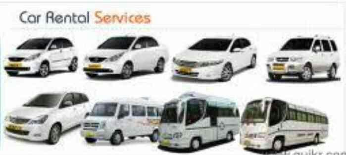 Off season discount on all car rentals.. •Rent a car •Taxi service •Tempo Travellers •Coach/Buses