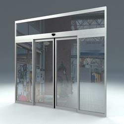 #Sliding Door Supllier in India 			 Automatic Sliding Door are installed in reception area, mall entrance or any location of business hub to provide easy pass through for people where there is continues movement. It also maintains temperature inside the premises and save energy.