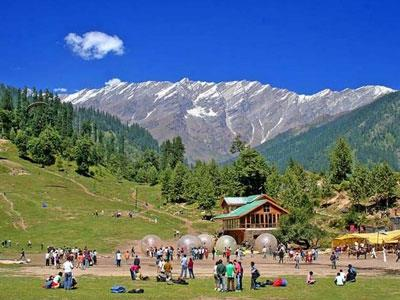Cool – Cool Shimla and Manali   If using above mentioned hotels + A / C Ertiga or Etios Car as transport Ex Delhi to Delhi as per itinerary: Package cost per person is Rs. 21, 999/- on twin sharing basis  (Cost is based on 02 adults) Package : Delhi - Chandigarh – Manali - Shimla – Delhi Duration: 06 Nights / 07 Days   Suggested Itinerary Day 01: Delhi – Chandigarh (270 kms) Time taken 4 hours First day early morning, departure from Delhi to Chandigarh. Breakfast at Murthal with Parantha and Dahi or Lassi as breakfast and continue your drive to Chandigarh, Upon arrival check in to your pre – booked hotel later after lunch (on your own) Visit Chandigarh's Sukhna Lake, Rose garden, Rock garden 7 sector- 17 sector Market, Arrive hotel in evening and dinner at hotel  Overnight stay at hotel in Chandigarh.   Day 02: Chandigarh – Manali (300 kms) Time taken 7 hours This morning after breakfast at hotel check out and proceed to Manali via taking a photo shop break on BSL Lake at Sundernager, Hanogi Mata Temple, Pandoh Dam, Vyas River, Kullu Valley, if time permits (Enroute Lunch at good restaurant on your own) Upon arrival check in to your pre booked hotel and have rest to get rid of your travel lethargy. Evening visit Hadimba Devi Temple by short trek of 2.5 kms later evening is free to roam on Mall road of Manali for shopping, back to hotel. Dinner at hotel. Overnight at hotel in Manali  Day 03: Manali Manali - Rohtang Pass up to Snowline Tour/ Solang Valley (Tuesday Closed) Cost of travelling is not included as only Himachal Tourism Taxi are permitted (Own Cost) but can be organized on prior intimation) Good morning with breakfast. After Breakfast drive to Rohtang Pass. Today full day excursion visiting  Kothi Village, Gulaba, Marhi, Rohtang Pass (Upto Snow Line in case Rohtang is closed due to heavy snow fall), enjoy skiing full day on your cost. Lunch on your own.  Arrive hotel in evening via visiting Solang valley where you enjoy Paragliding /Horse riding on your own