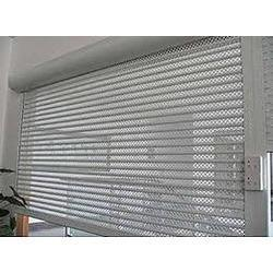 Rolling Shutters in Ahmedabad, Gujarat. India.  We are skilled in offering our clients a comprehensive range of Rolling Shutters. The operator installed in these rolling shutters is without spring & maintenance free. Besides, these operators are also equipped with side one motor system, side brackets and manual override systems. These shutters also have both side ball bearing and hence are suitable for industrial use at the time of power failure. We are looking queries from Ahmadabad, Gujarat.  Some other attributes that add to the quality of our offered products are as follows:  For more details  http://jayshivshakti.com