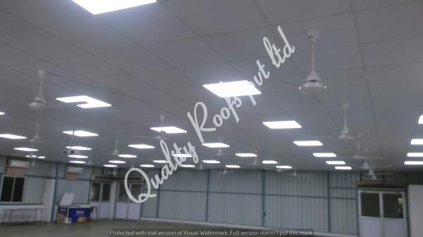 Sandwich Puf Panel Roofing Chennai          We are providing high insulation value to the Roofing and wall in air conditioning and Industrial Commercial building. These Sandwich Puf Panels are manufactured in the most modern panel making line and can be supplied in lengths at market leading rates. we are the leading Cool Roofing Shed and Polycarbonate Roofing Contractors Chennai.