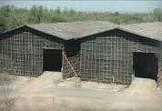 we are one of the leading temporary Monsoon Shed arrangement provider for various types of industries on hire basis to cover and protect valuable finished and semi-finished products for your plant. So that your material is protected and have its full strength and even after long duration. Otherwise generally if the material is lying in the open yard for long duration it will loose its strength if it is not covered and protected.