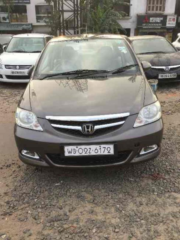 Honda city 2008 second hand used car in kolkata best maintained car